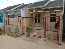 Dikontrakkan Rumah Baru di Pasir Putih Citayam