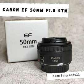 CANON EF 50MM F1.8.STM