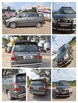 Innova in good condition model 2012 owner 3th