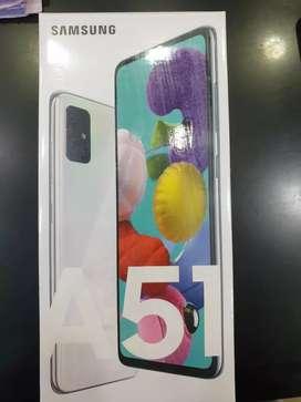 Samsung A51 6/128 resmi sein ( Bisa cash dan cicilan)