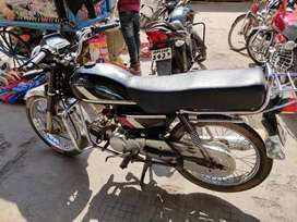 Honda ct 100low by