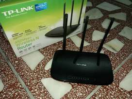 TP Link TL-WR940N Wireless N Router 2.4Ghz 450Mbps 3x3 MIMO Long Range