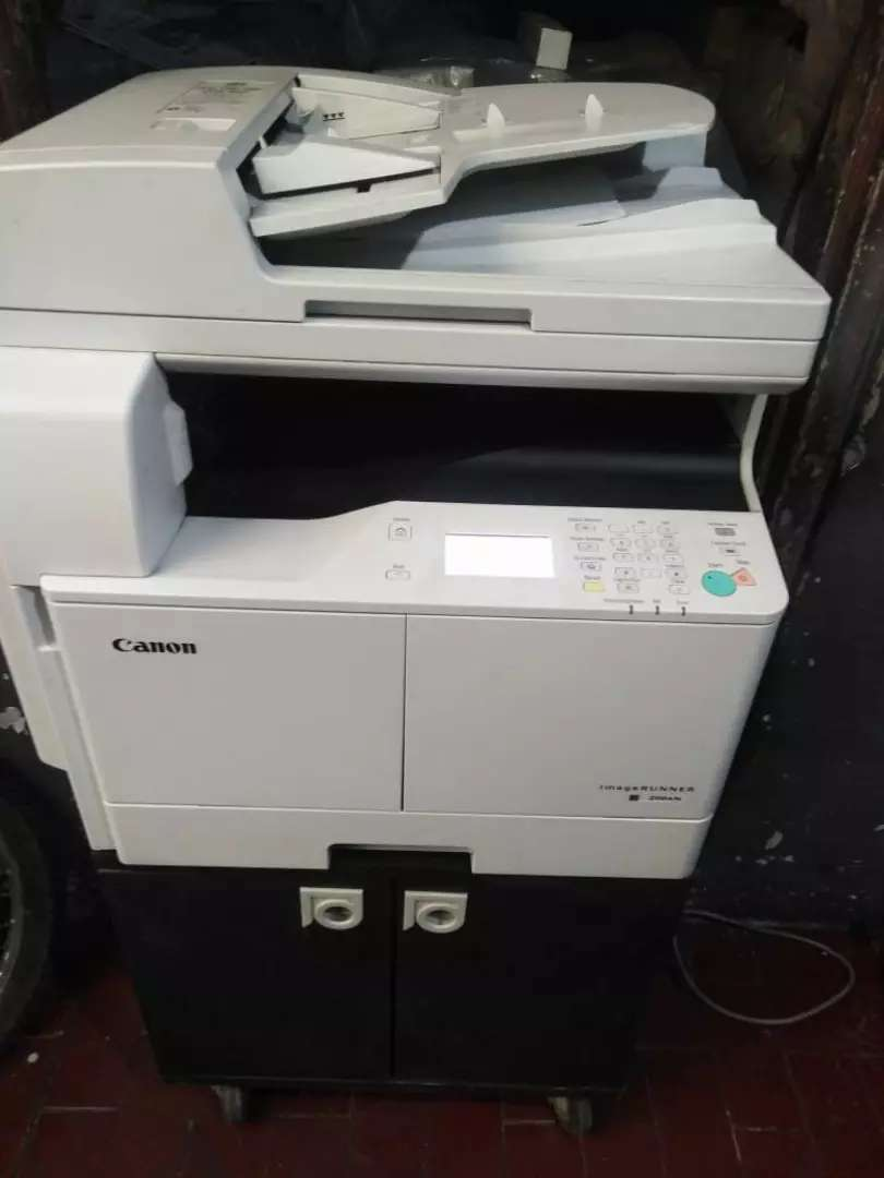 Jual service mesin fotocopy canon