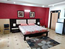 Studio apartment furnished4rent short long timeheights2bahria town rwp