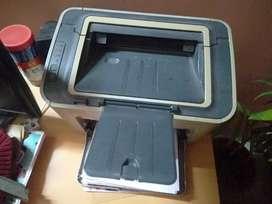 Hp printer in excellent condition,  Laserjet