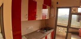 2 bhk semi furnished flat