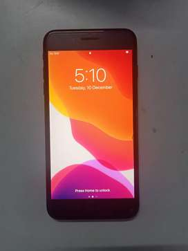 IPHONE 7PLUS 256GB ONLY MOBILE FRESH CONDITION