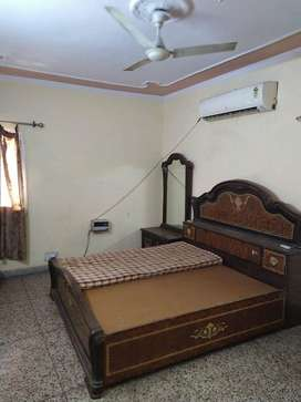 SECTOR-29 FULLY FURNISHED Luxurious Apartment Complete quality wood.
