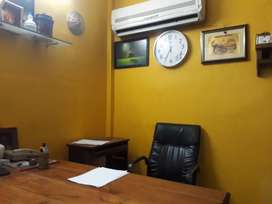 300 Sqft Furnished Office Space for Rent near at Uppalam Road, Statue