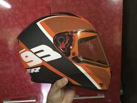 Full face helmet Studs thunder 1 month used