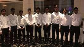 Work in delhi 5* hotels