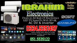 "Whole sale rate 50"" inch Samsung Smart Android LED IBrahim Electro.."