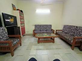 Wooden sofa *8 seater*
