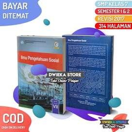 COD | Buku Siswa IPS SMP Kelas 7 K13 Edisi Rev 2017