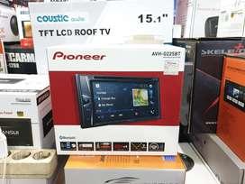 Tape Mobil DobelDin Pioneer AVH-G225BT DVD Bluetooth