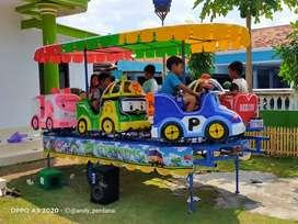 DO wahana odong 2 kereta panggung komedi safari