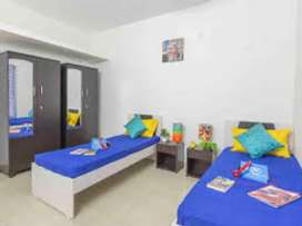 PG paying guest flats n sharing beds are available in marol n jb nagar