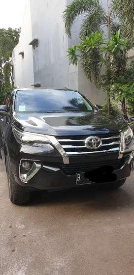 Toyota Fortuner 2.4. 4×2 VRZ Diesel