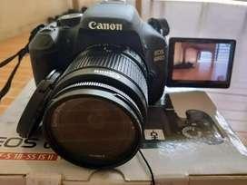Kamera Canon 600D 18-55 kit