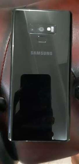 Dijual Samsung Galaxi Note 9 ram 8/512 gb