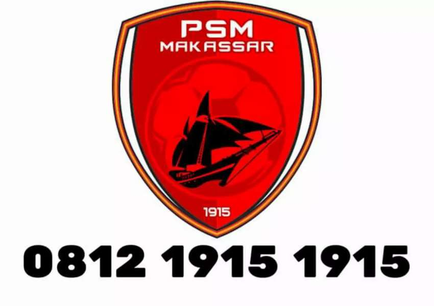 Kartu perdana tahun seri PSM MAKASSAR 0