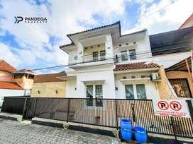 Rumah Dalam Perum Keamanan 24 Jam di Belakang Hyatt Jl. Palagan Km.7