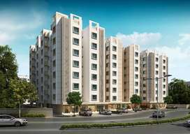 Choice of 1 BHK Flats for sale in Vadodara -