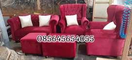 Sofa modern retro