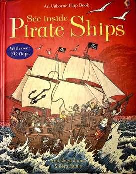 Buku anak2 Pirate Ship