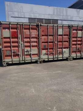 Dijual kontainer 20 fett masih bagus