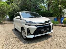 "(Cash) ""Km19rbASLI"" Toyota Grand Avanza 1.3 Veloz AT 2019 PutihMetalik"