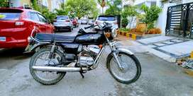 Yamaha Rx100 in excellent condition