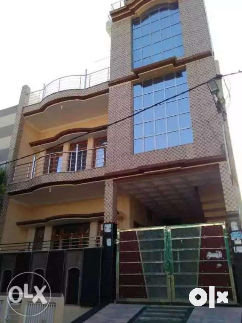 Newly built house 0