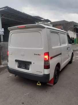 Daihatsu blinvan 2012 jual cepat