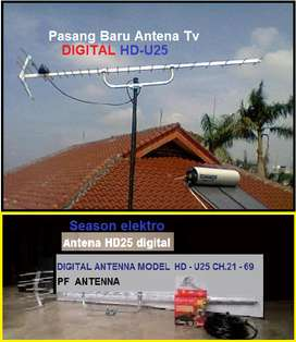 Agen Pasang Antena Tv Gambar Buat Jernih Bagus HD-U25