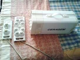 Sparingly used CERAGEM p390 Thermal Massager - Rs.30,000/- only