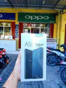 Oppo a5s 3/32gb garansi 1 tahun