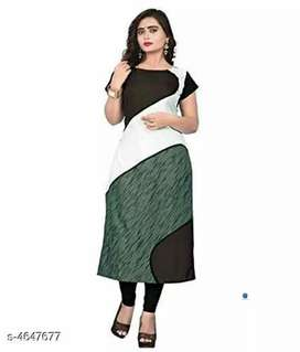 Kurti and gown