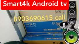 New Android smart TV all size low price: Ambitious: Home theatre