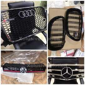 Grills for Audi BMW Mercedes Benz Volkswagen