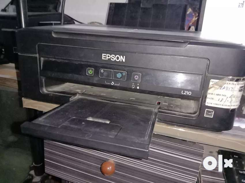 Epson l210 black and white printer