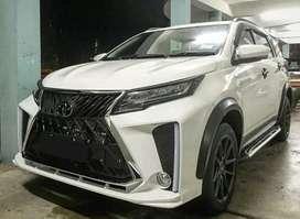 Toyota Rush Upgrade Bodykit Lexus import