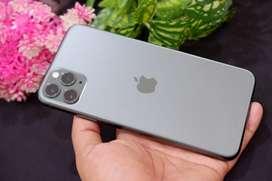 Iphone 11 promax 64Gb Resmi ibox Green