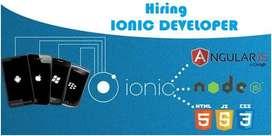 IONIC Developer - Indore