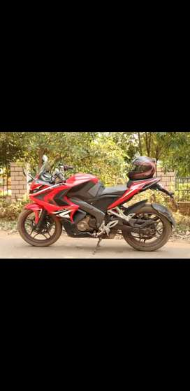 Pulser Rs 200 bike..new condition..