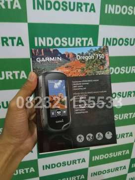 GPS Garmin Oregon 750 Baru | Murah | Makassar