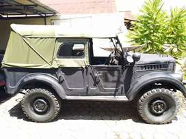 Jeep Gaz Costum