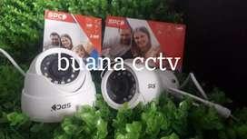 PAKET HEMAT FULL HD CCTV 2MP