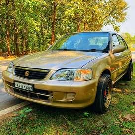 Honda City 2002 Petrol 49500 Km Driven   *vehicle is in shivamogga
