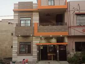 Saadi Town Double Story 120Sqy House 40Feet Road Brand New West Open